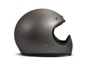 SeventyFive Metallic Grey Helm aus Kohlenstoff-Kevlar-Faser Innenfutter