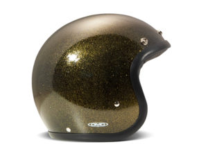 Glitter Bronze Calotta realizzata in