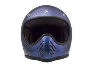 SeventyFive Metallic Blue Calotta realizzata in