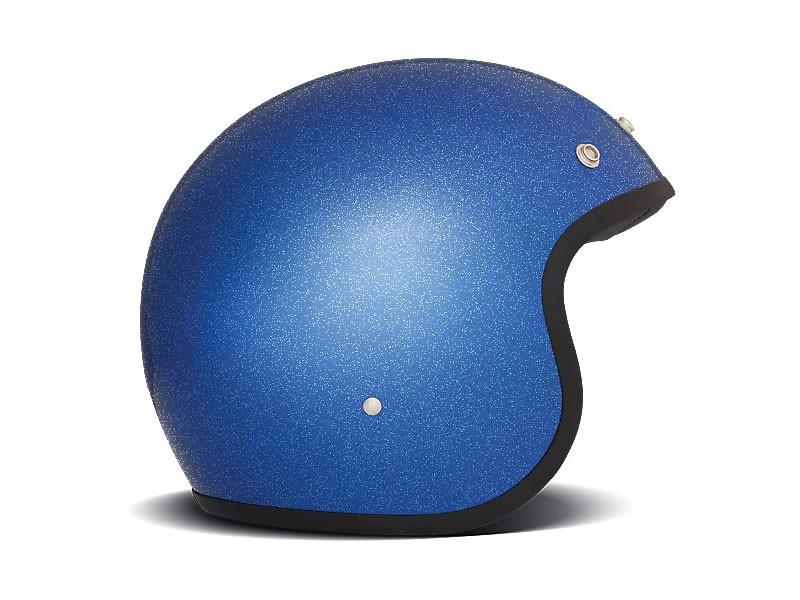 Glitter Blue Calotta realizzata in
