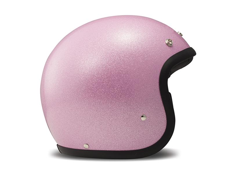 Glitter Pink Calotta realizzata in