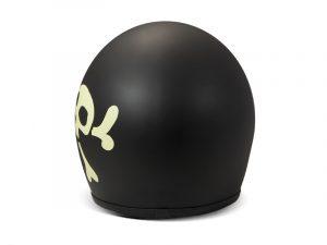SeventyFive Little Skull Helm aus Kohlenstoff-Kevlar-Faser Innenfutter