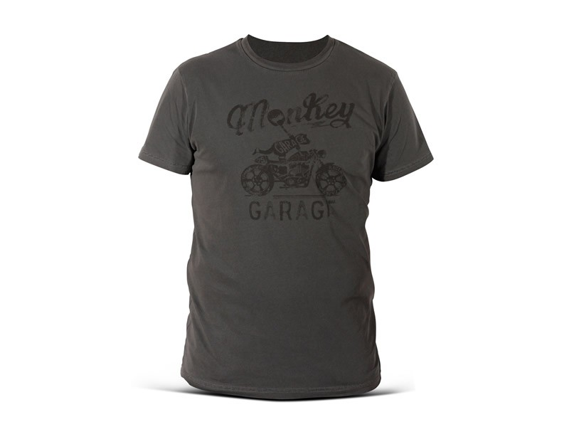 Monkey Grey 100% Cotone