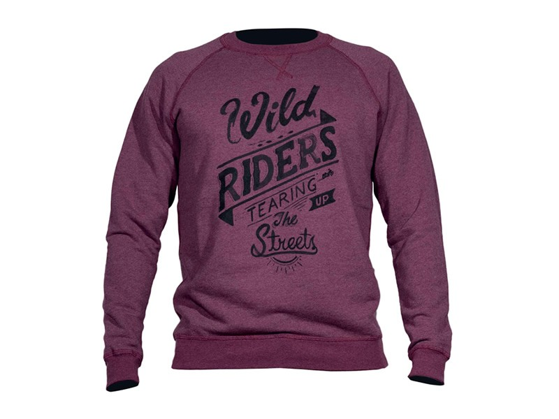 Riders 100% Cotone