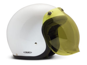 Bubble visor Disponibile in tre