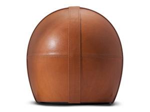 Bowl Dark Orange Calotta realizzata in