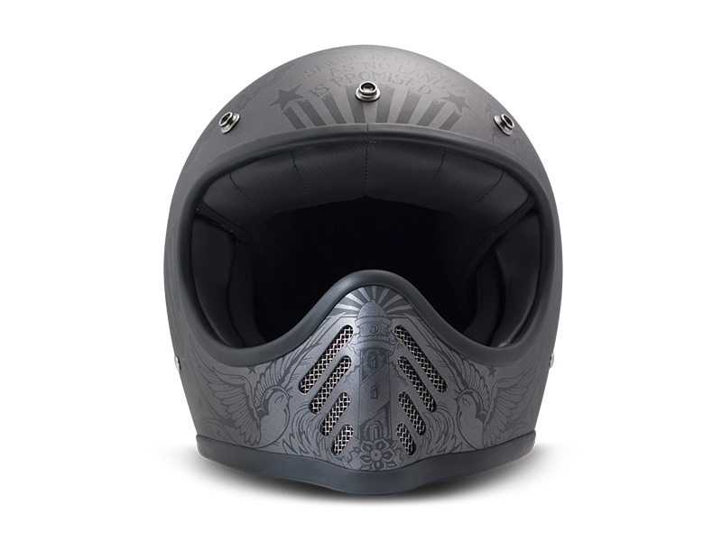 Seventyfive Motorbike Helmets Dmd
