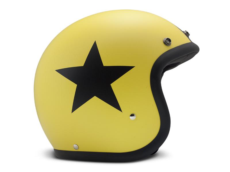 Star Yellow Calotta realizzata in