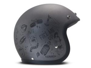 You Rock Helmschale aus Glasfaser 3