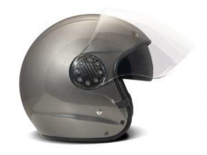 A.S.R. Metallic Grey Calotta realizzata in