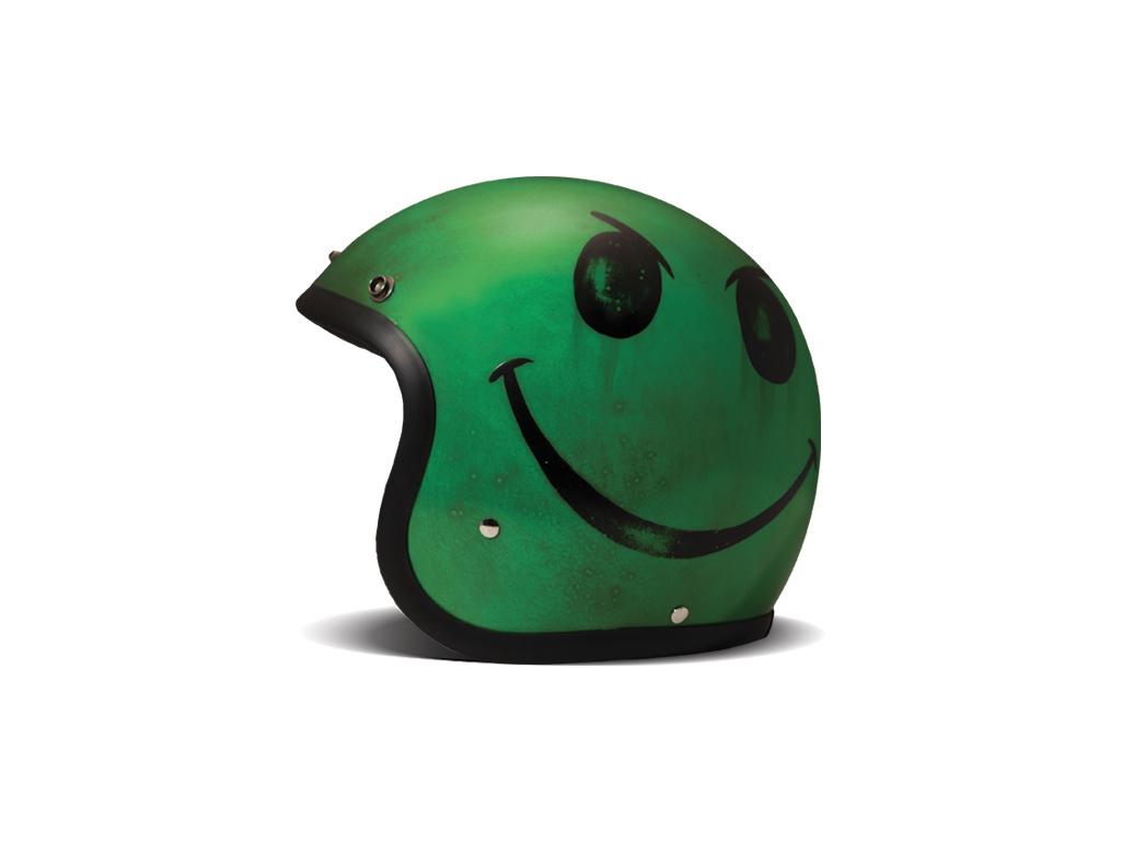 Smile Acid Green Calotta realizzata in