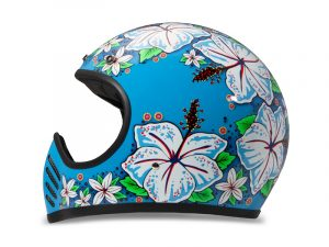 ALOHA <p>Carbon Kevlar Shell<br>Removable