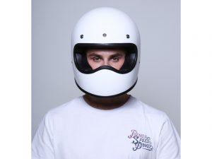 Racer White Calotta realizzata in